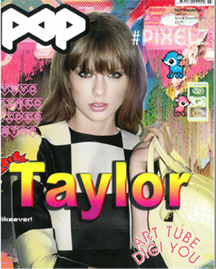 POP Taylor Swift