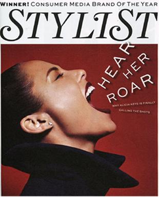 Stylist Alicia Keys